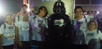 Star Wars Run: May the 4th be with you - São Paulo 2014 - 6KM