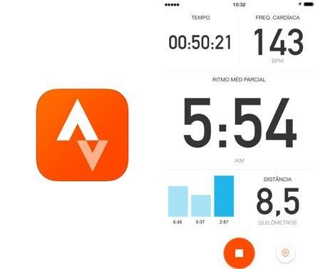 Aplicativo Strava GPS Correr Ciclismo