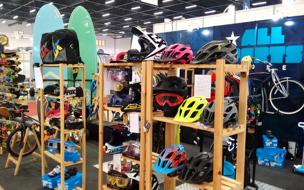 adventure sports fair 2016 capacetes
