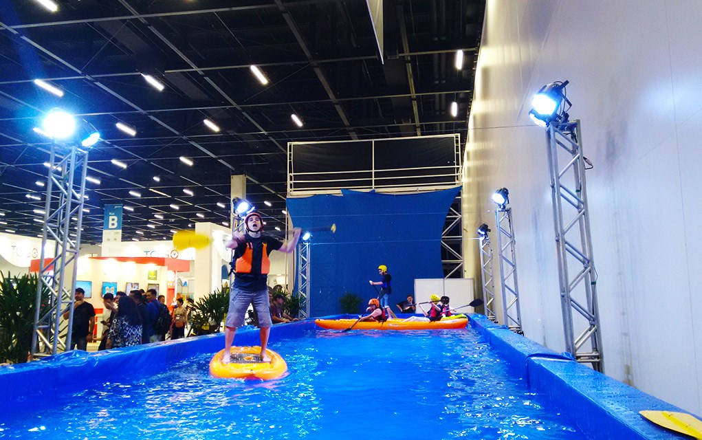 adventure sports fair 2016 stand up paddle