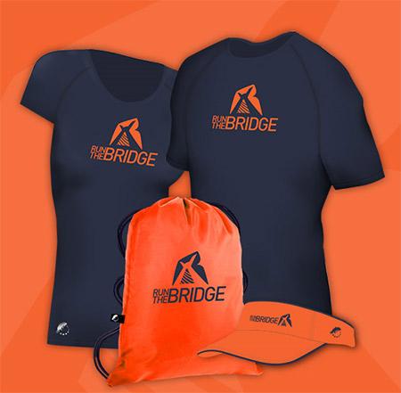 Run The Bridge 2017 kit