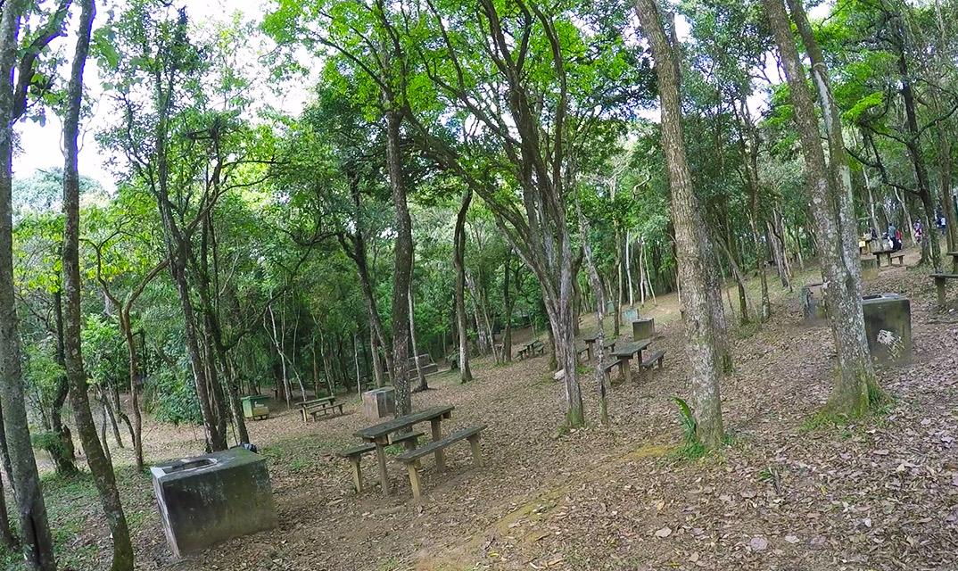 Parque Cemucam Churrasqueiras