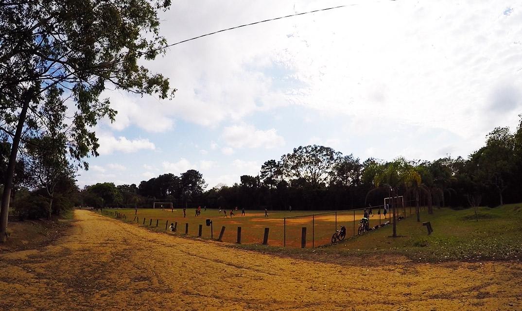 Parque Cemucam Futebol