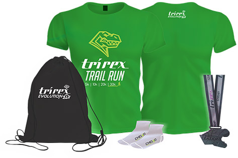Trirex Trail Run Kit Básico