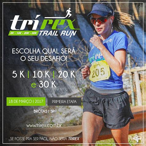 Trirex Trail Run Inscrição