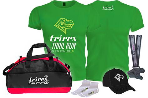 Trirex Trail Run Kit Top
