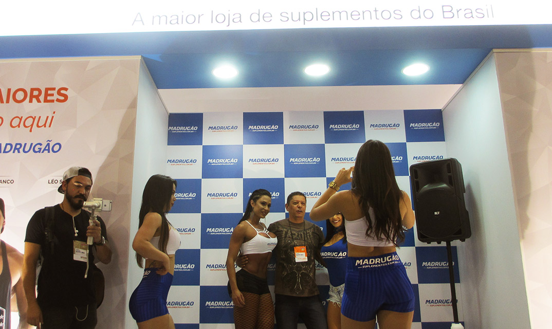 Arnold Classic South America 2017 Gracyanne Barbosa