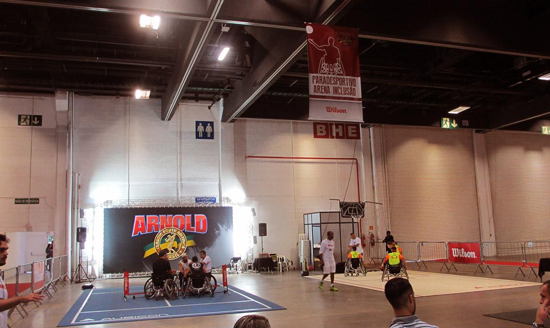 Arnold Classic South America 2017 Paradesportivo