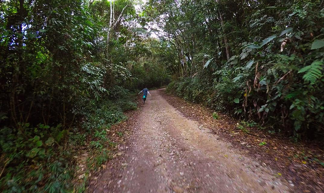 Corrida Amigos da Montanha Trail Running Etapa Tigre 2017 Subidas