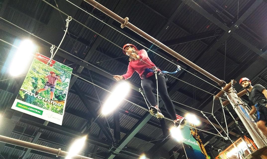 adventure sports fair 2017 arvorismo