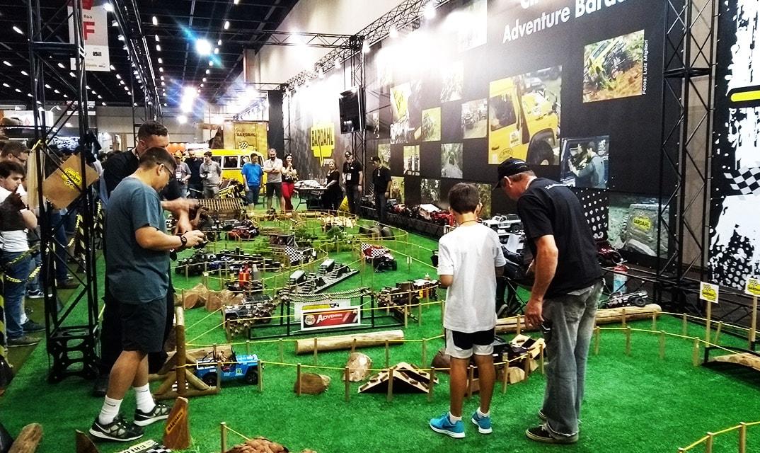 adventure sports fair 2017 carrinhos