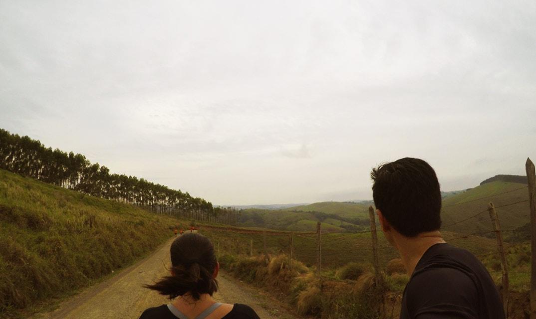 igaratá running roça 16km percurso 2017