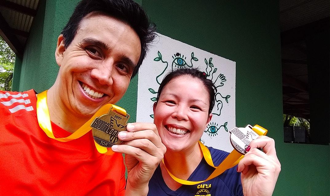 circuito athenas 2017 medalha