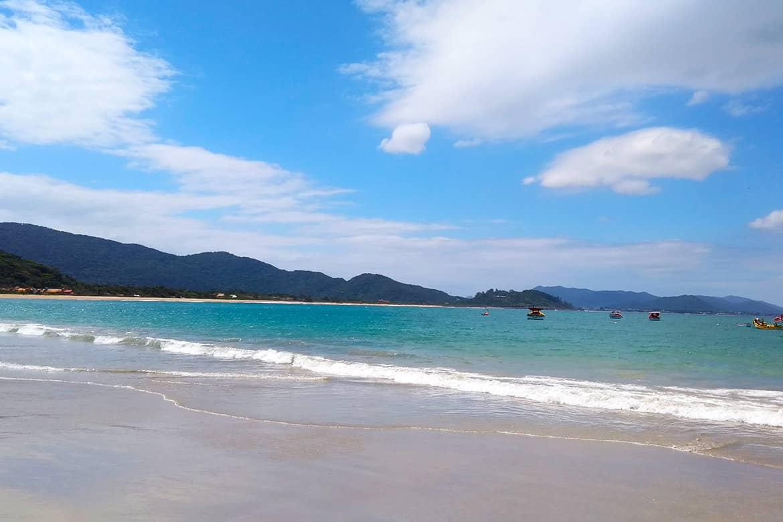 Florianópolis Praia da Armação