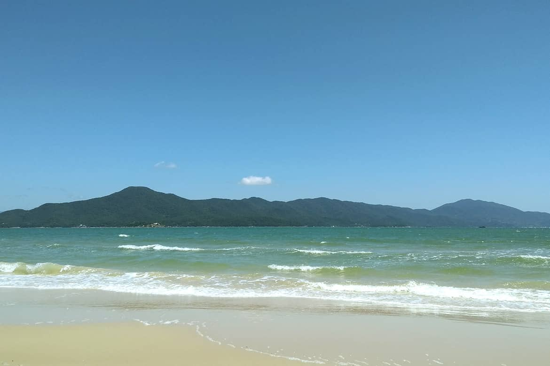 Florianópolis Praia Daniela