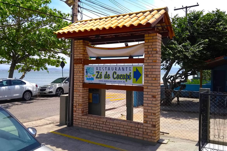 Florianópolis Restaurante Zé do Cacupé
