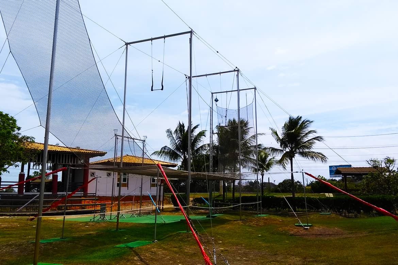 Costa do Sauípe - Bahia - circo