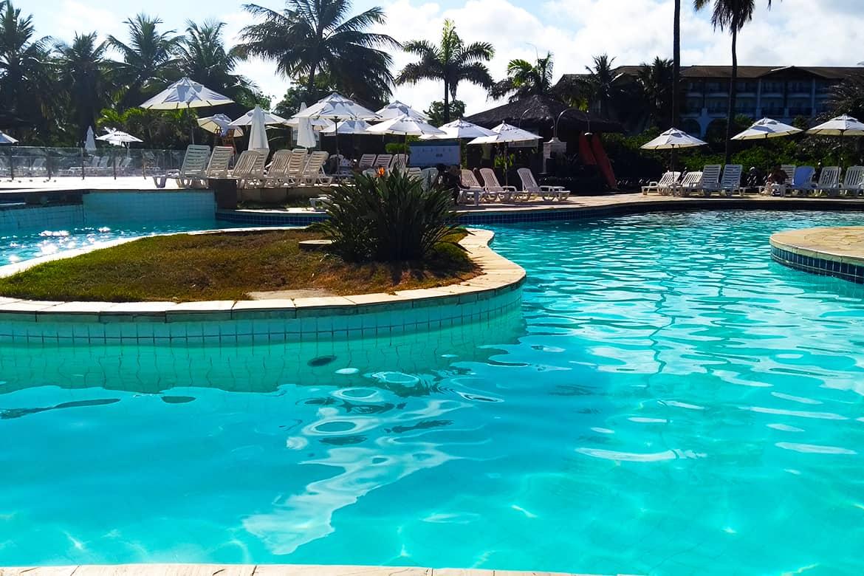 Costa do Sauípe - Bahia - piscina