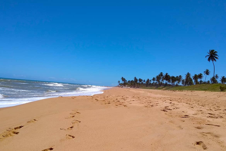 Costa do Sauípe - Bahia - praia