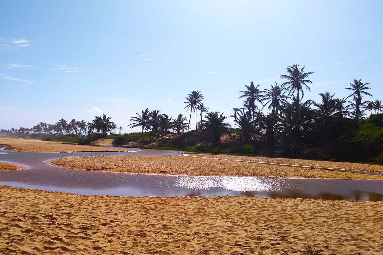 Costa do Sauípe - Bahia - rios