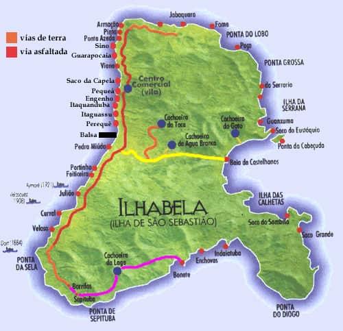 ilhabela mapa