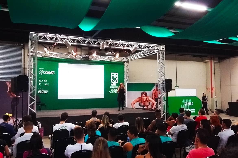 fitness brasil são paulo palestra