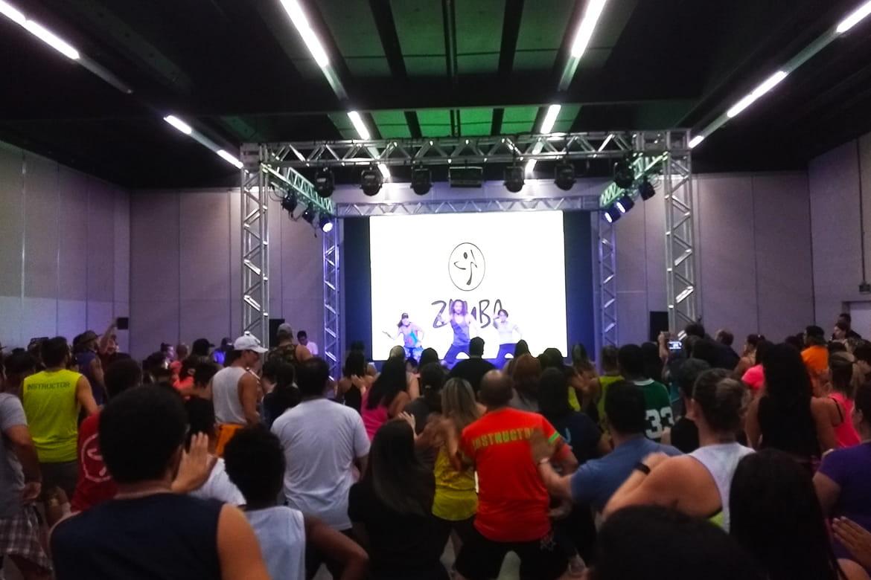 fitness brasil são paulo zumba