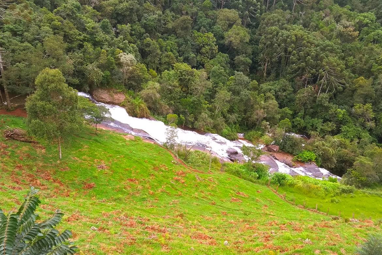 Gonçalves Minas Gerais Cachoeira Sete Quedas