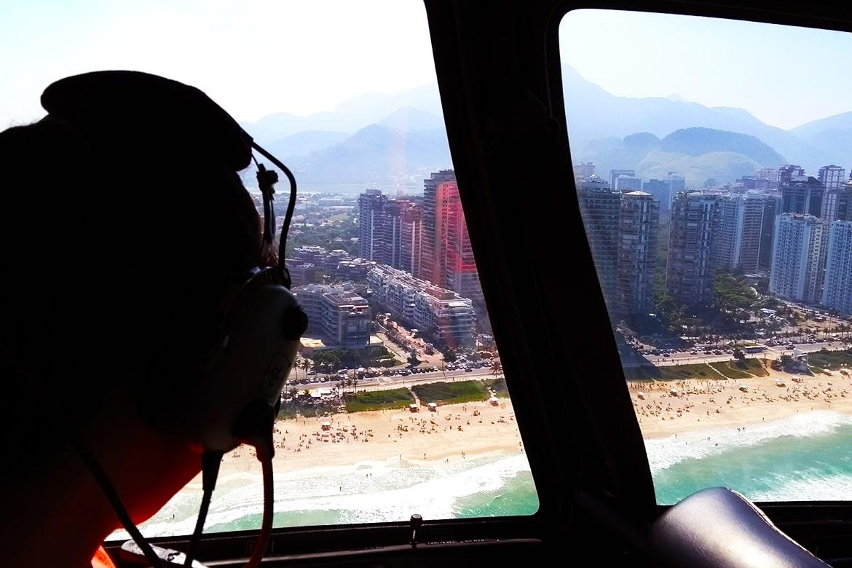 rio de janeiro passeio de helicóptero